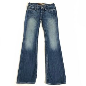 Big Star Remy Low Rise Jeans Womens Size 26 x 31